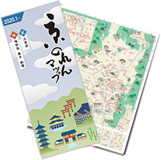京のれんマップ